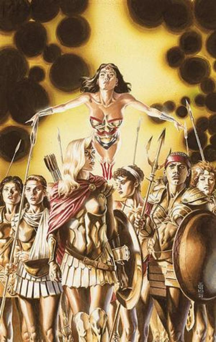 DC's Amazons