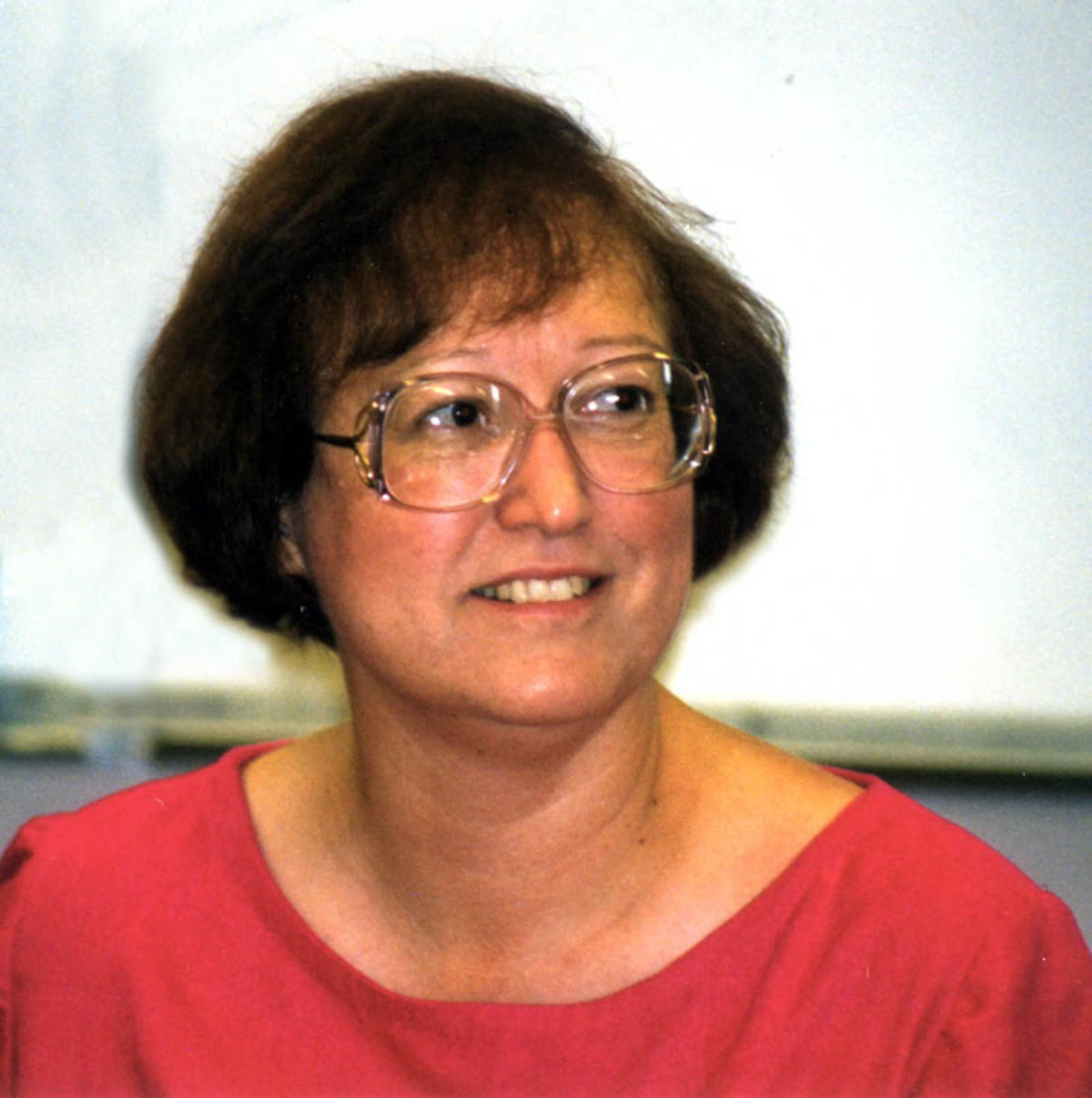 Connie Willis at the Clarion West Writers Workshop in 1998.