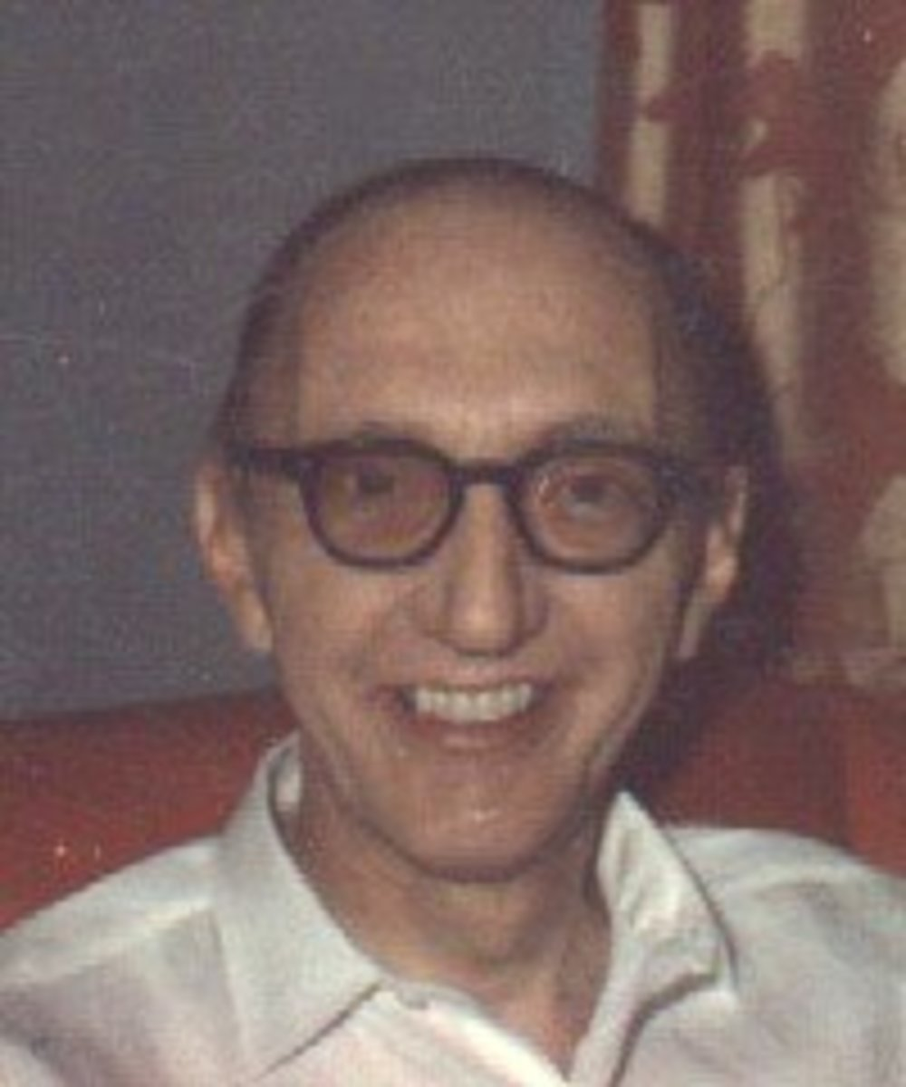 Paul Linebarger, a.k.a. Cordwainer Smith.  Picture courtesy of Creative Commons CCO waiver