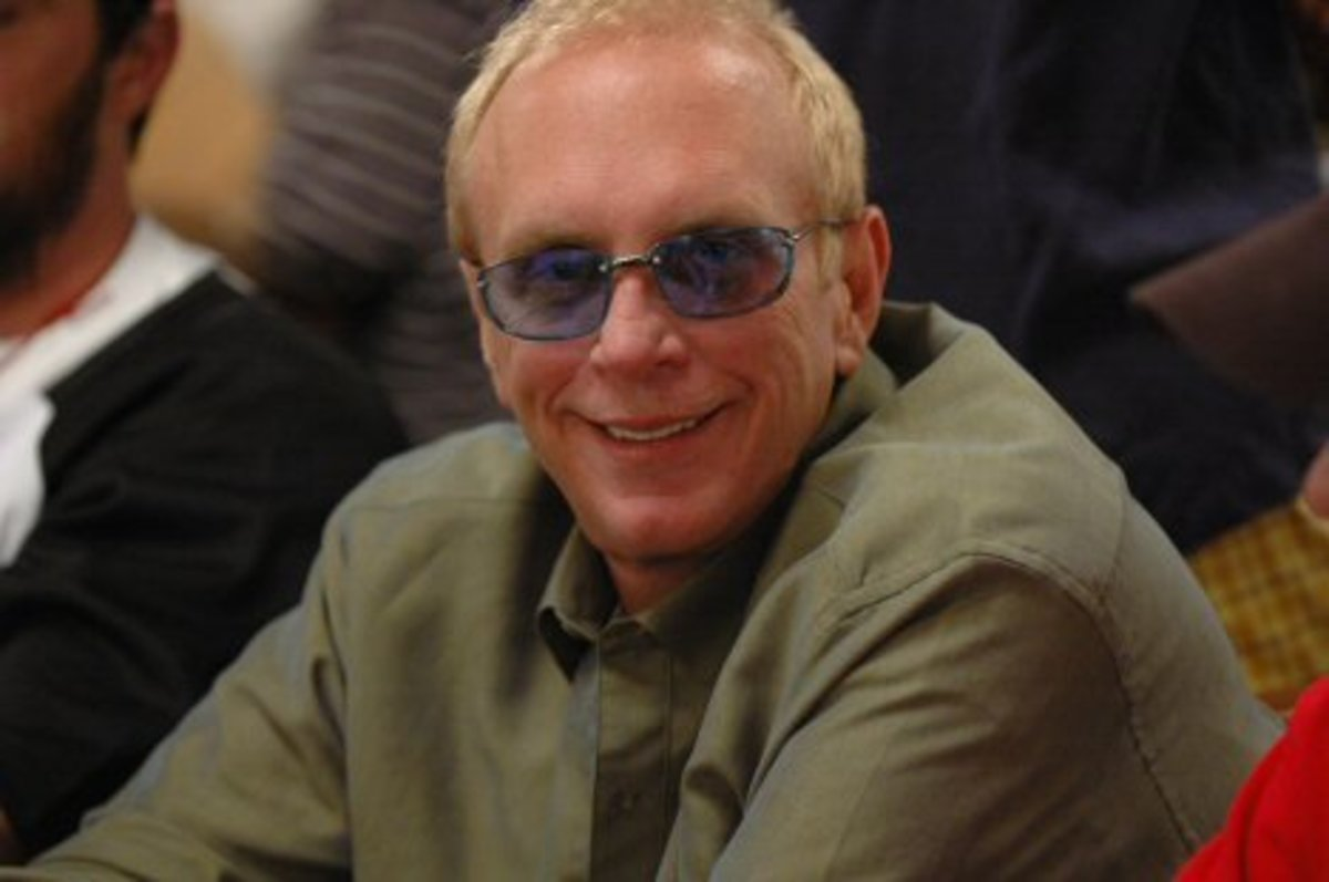 Best Poker Players: Chip Reese