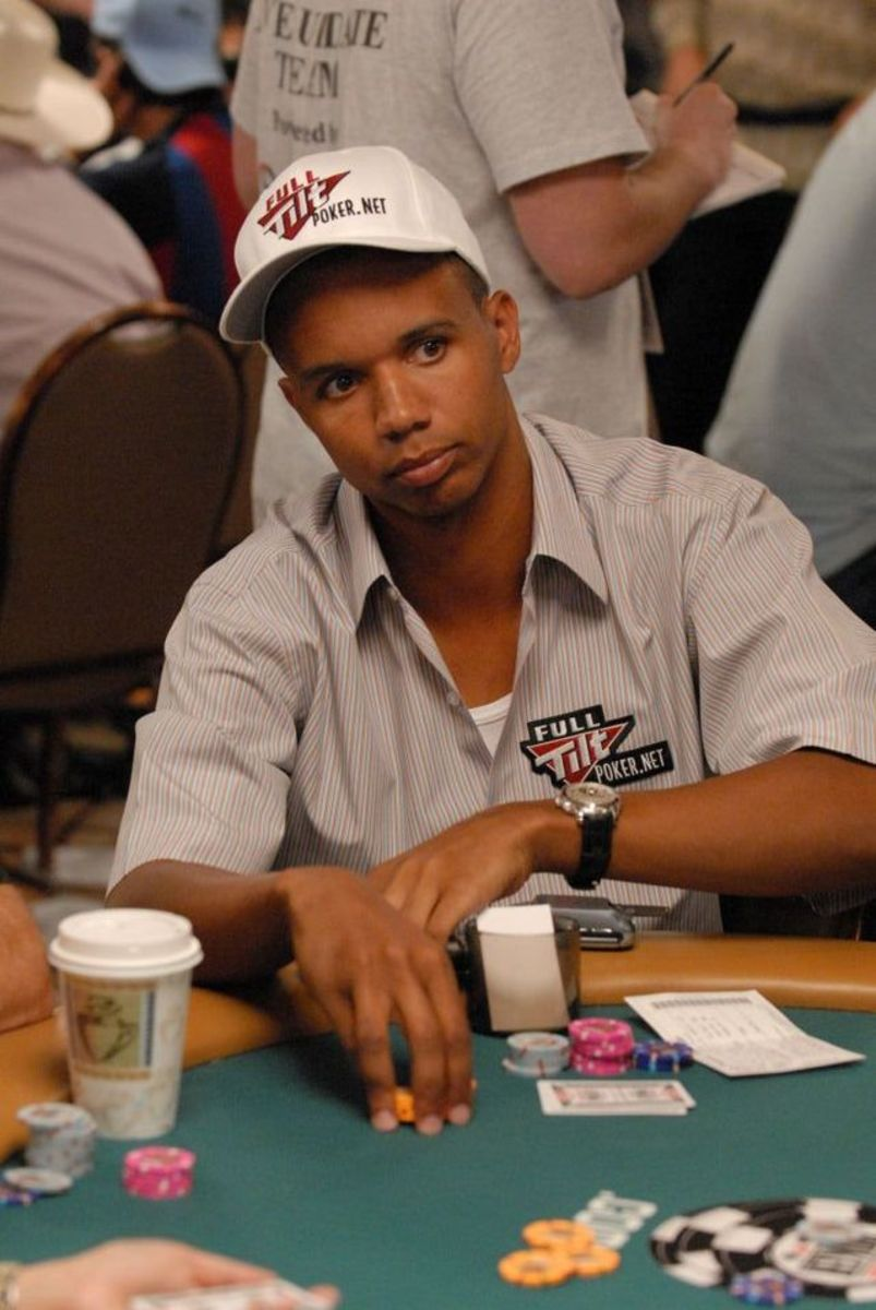 Best Poker Players: Phil Ivey