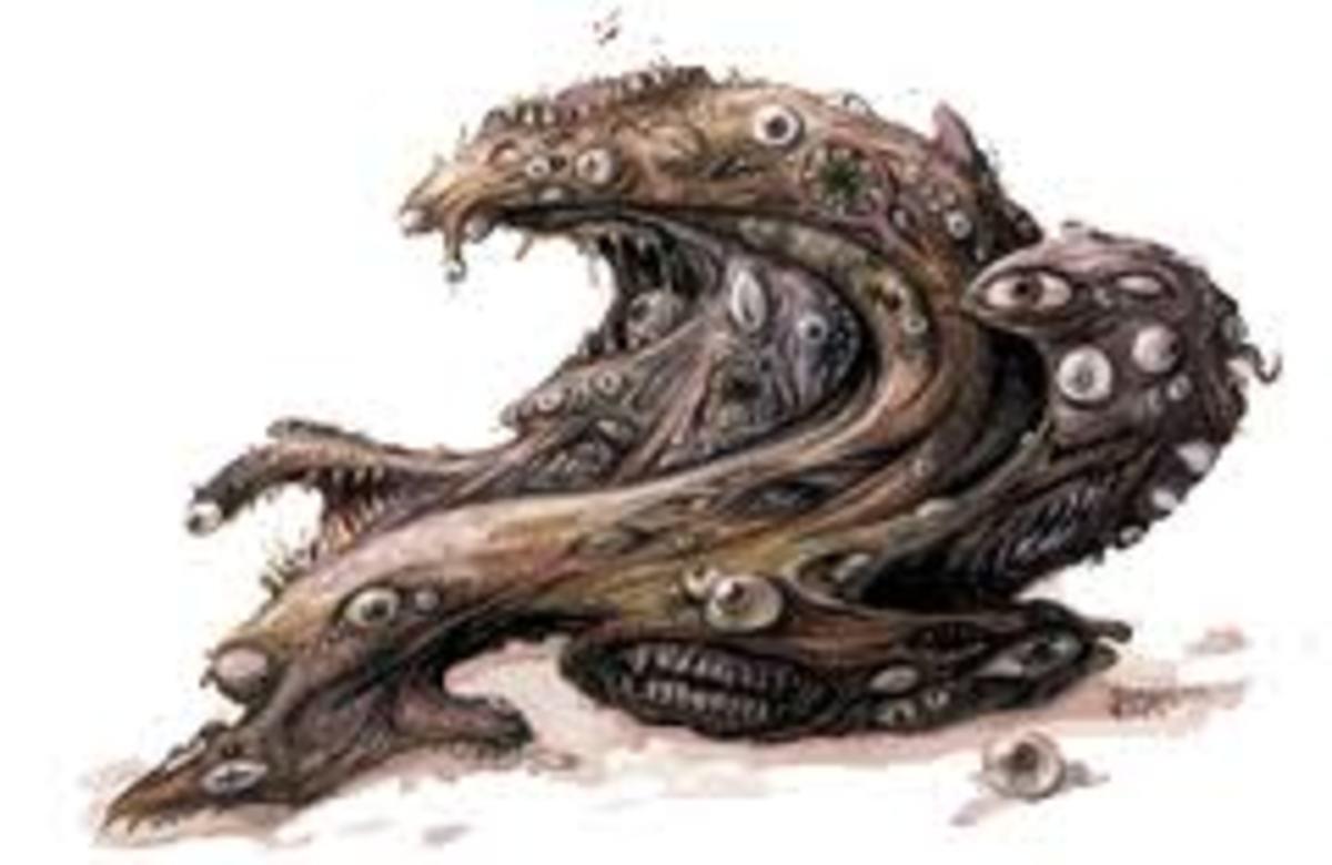 The Shoggoth