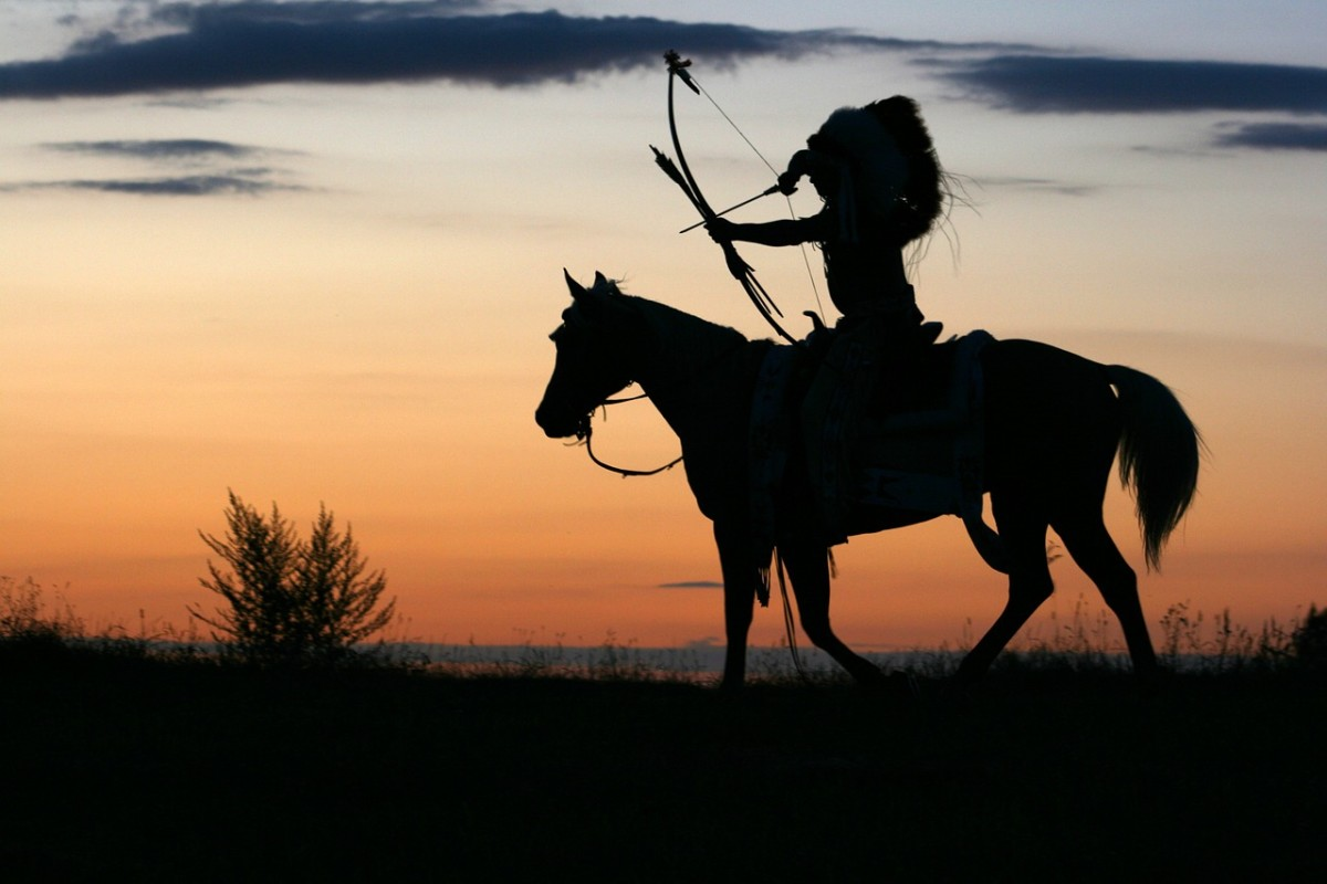 Before the arrival of the Europeans, North America was populated by millions of American Indians.