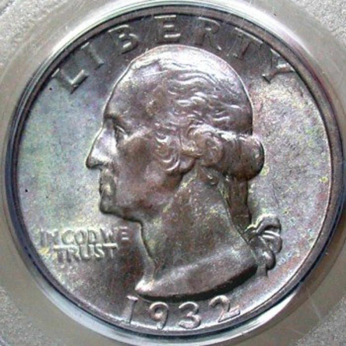 High Grading 1932S Washington Quarter. Easily valued well over $500. Photo Courtesy Coinpage.com