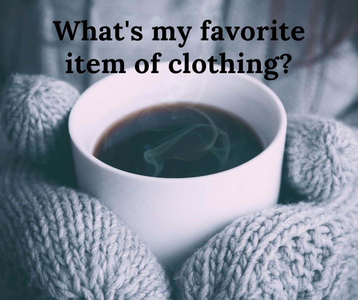 Perhaps a pair of warm woolen mittens is your favorite fashion accessory.
