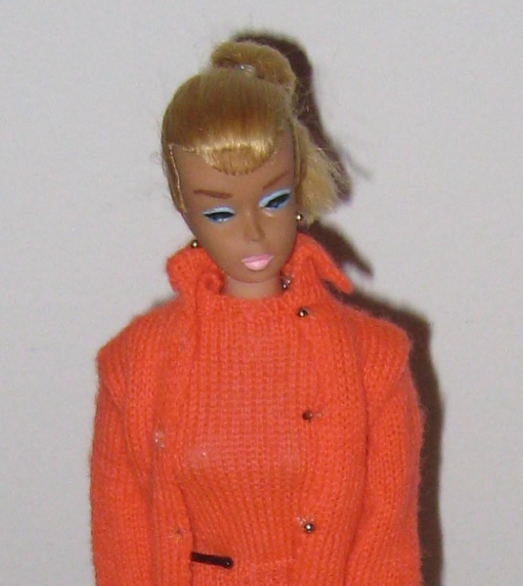 """""""Swirl"""" Ponytail Barbie"""