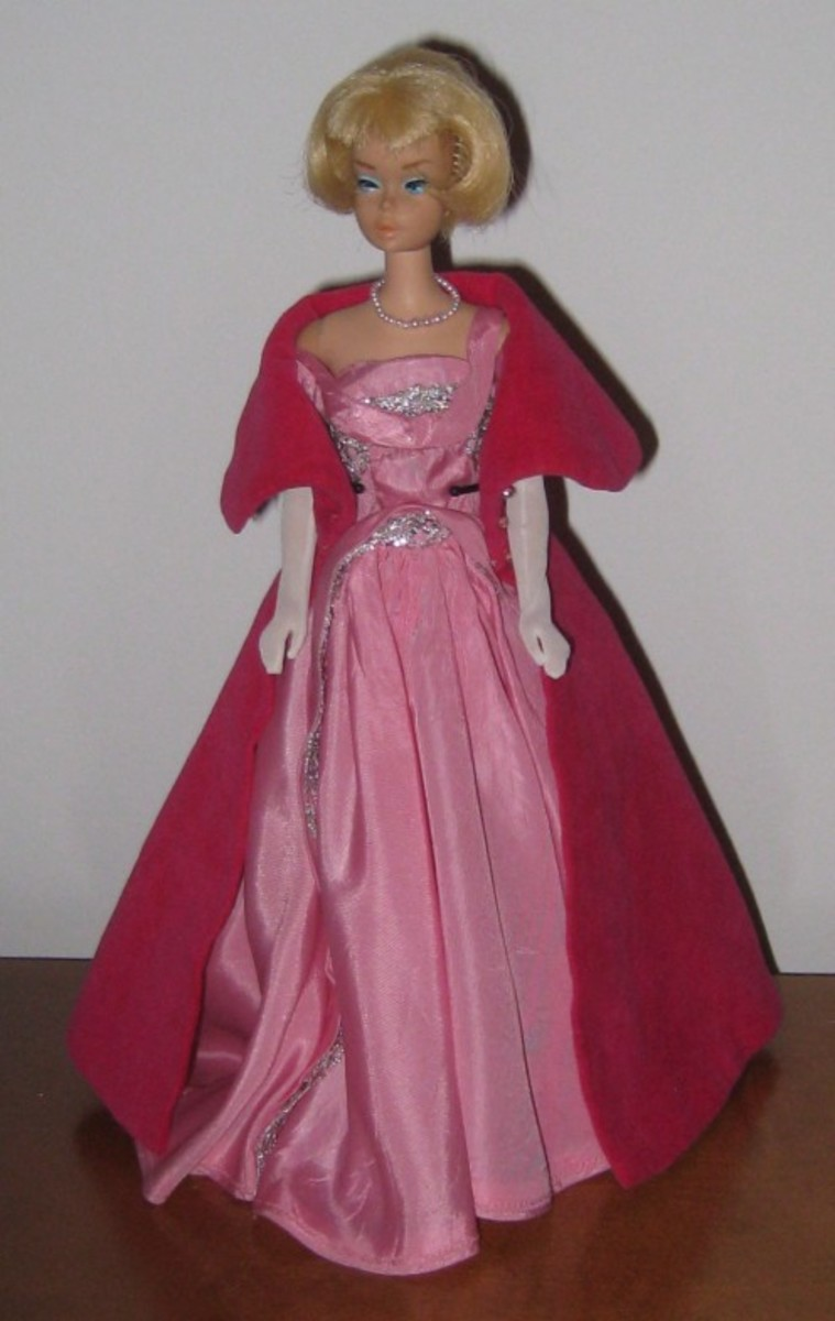 Barbie in Sophisticated Lady