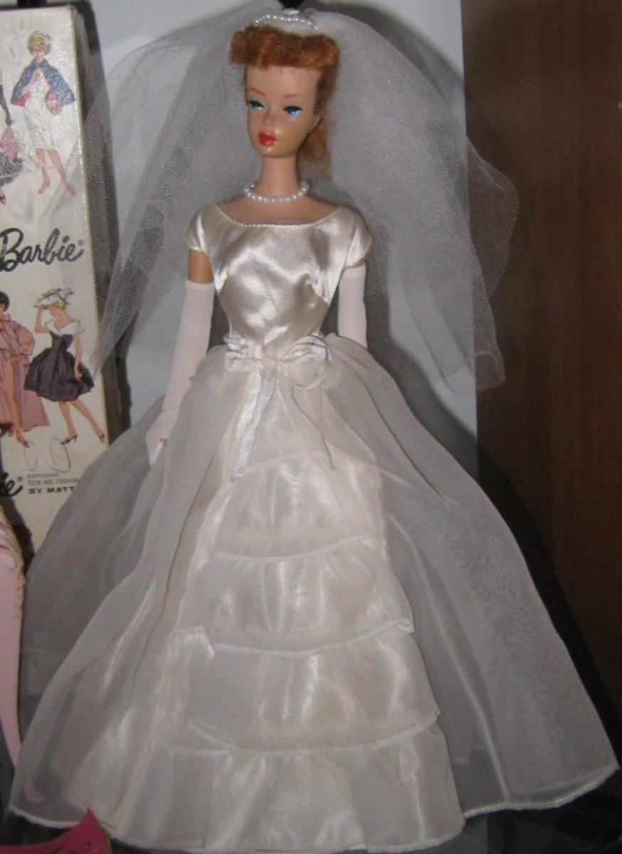 Barbie in Bride's Dream