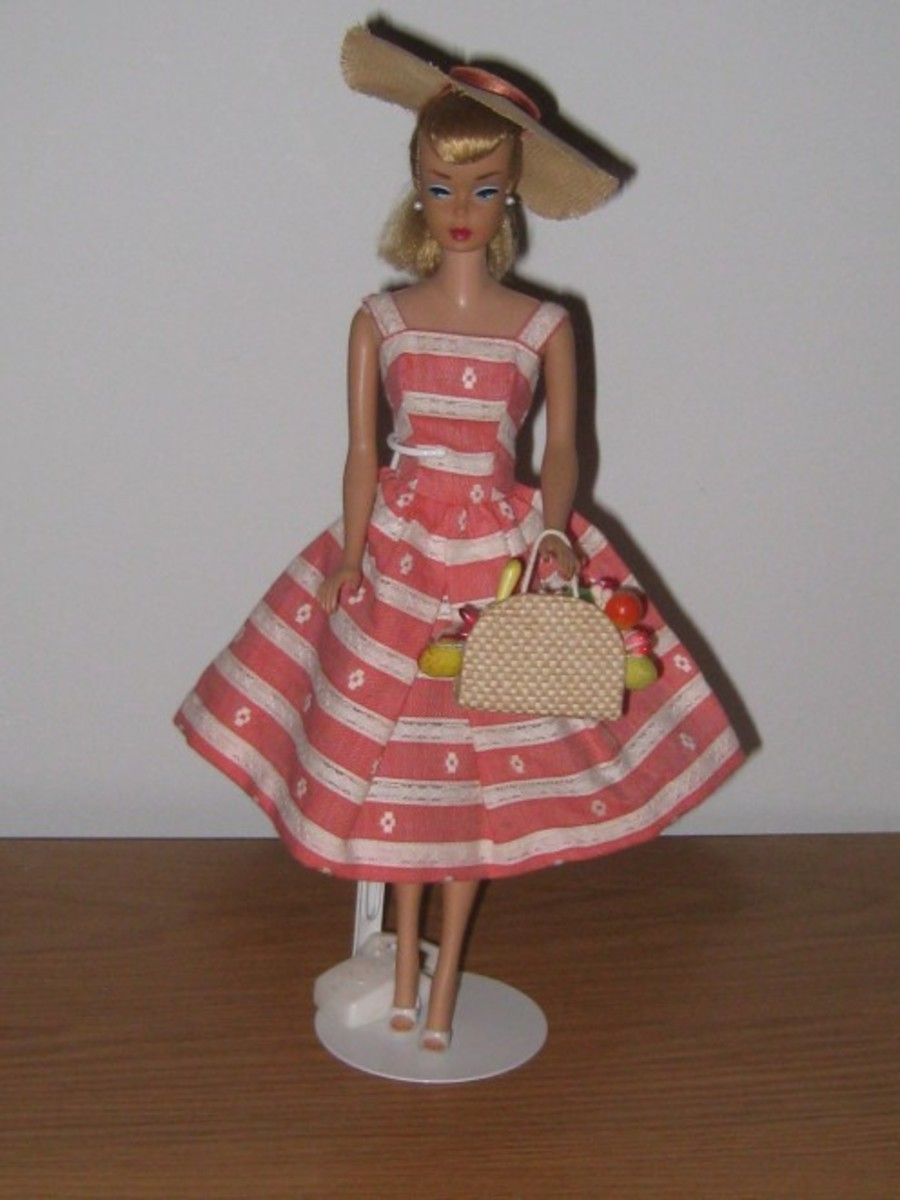 Barbie in Busy Morning