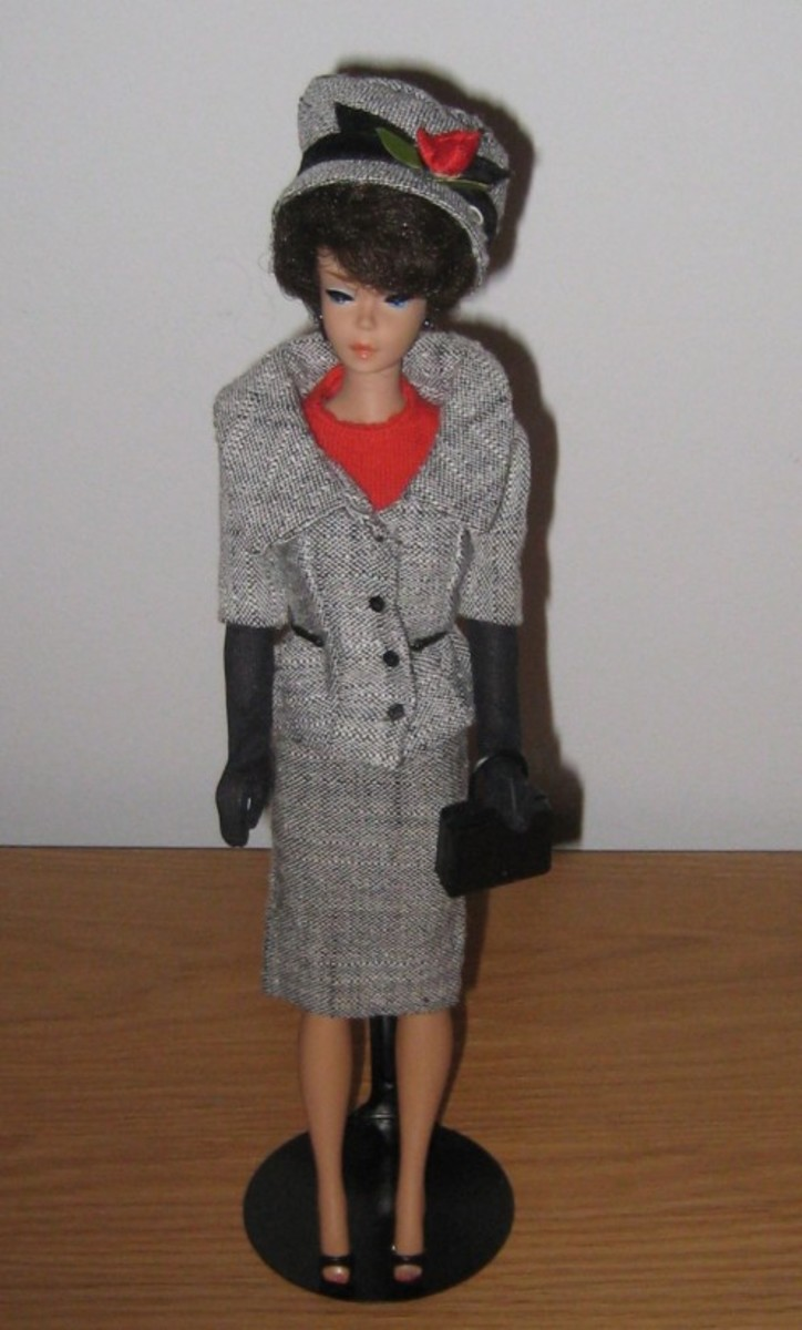Barbie in Career Girl