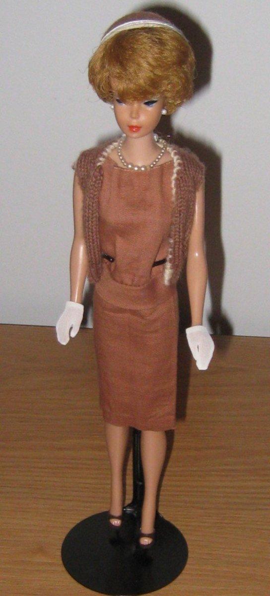 Barbie in Sorority Meeting
