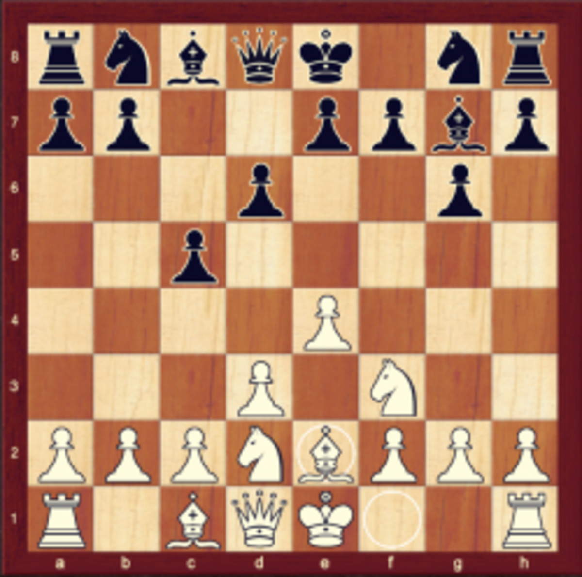 Inverted Hanham vs. the Sicilian