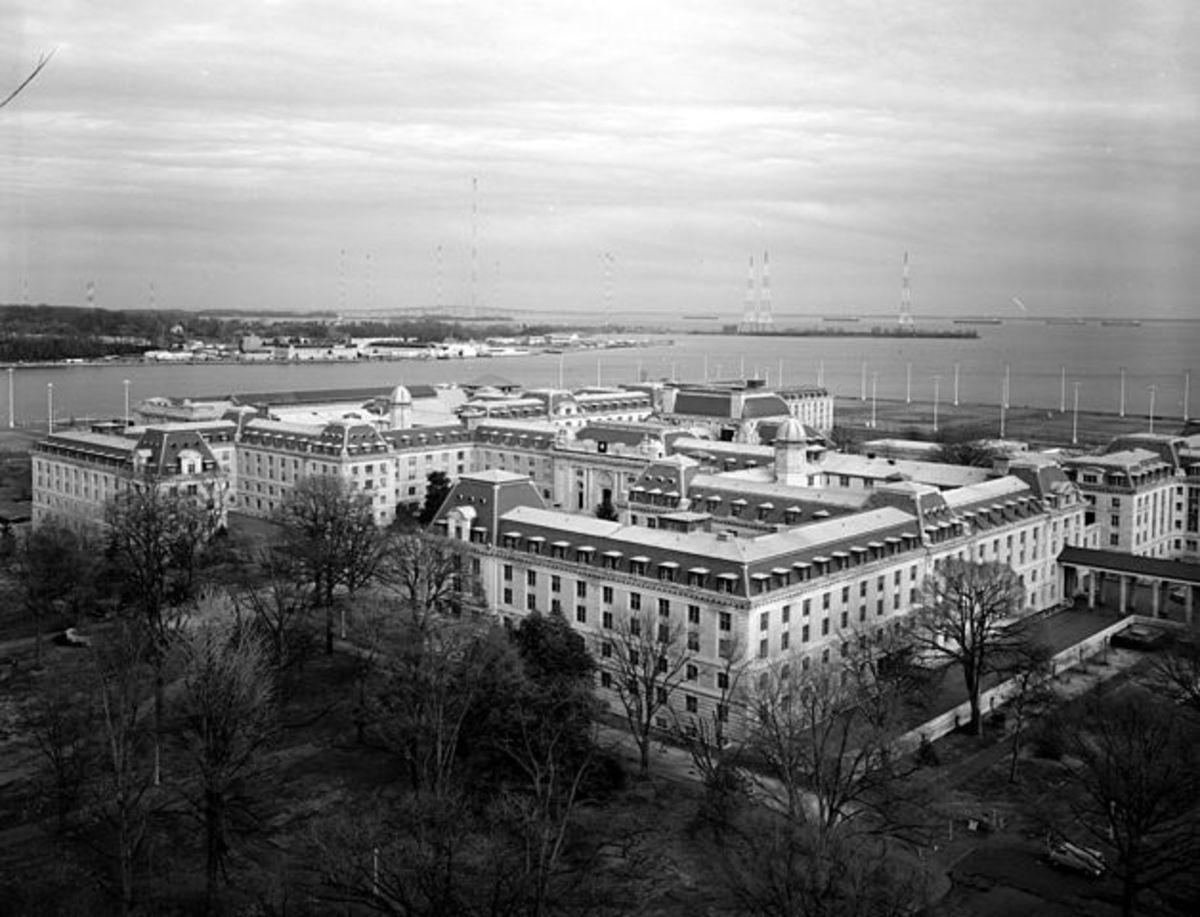 Bancroft Hall, U.S. Naval Academy