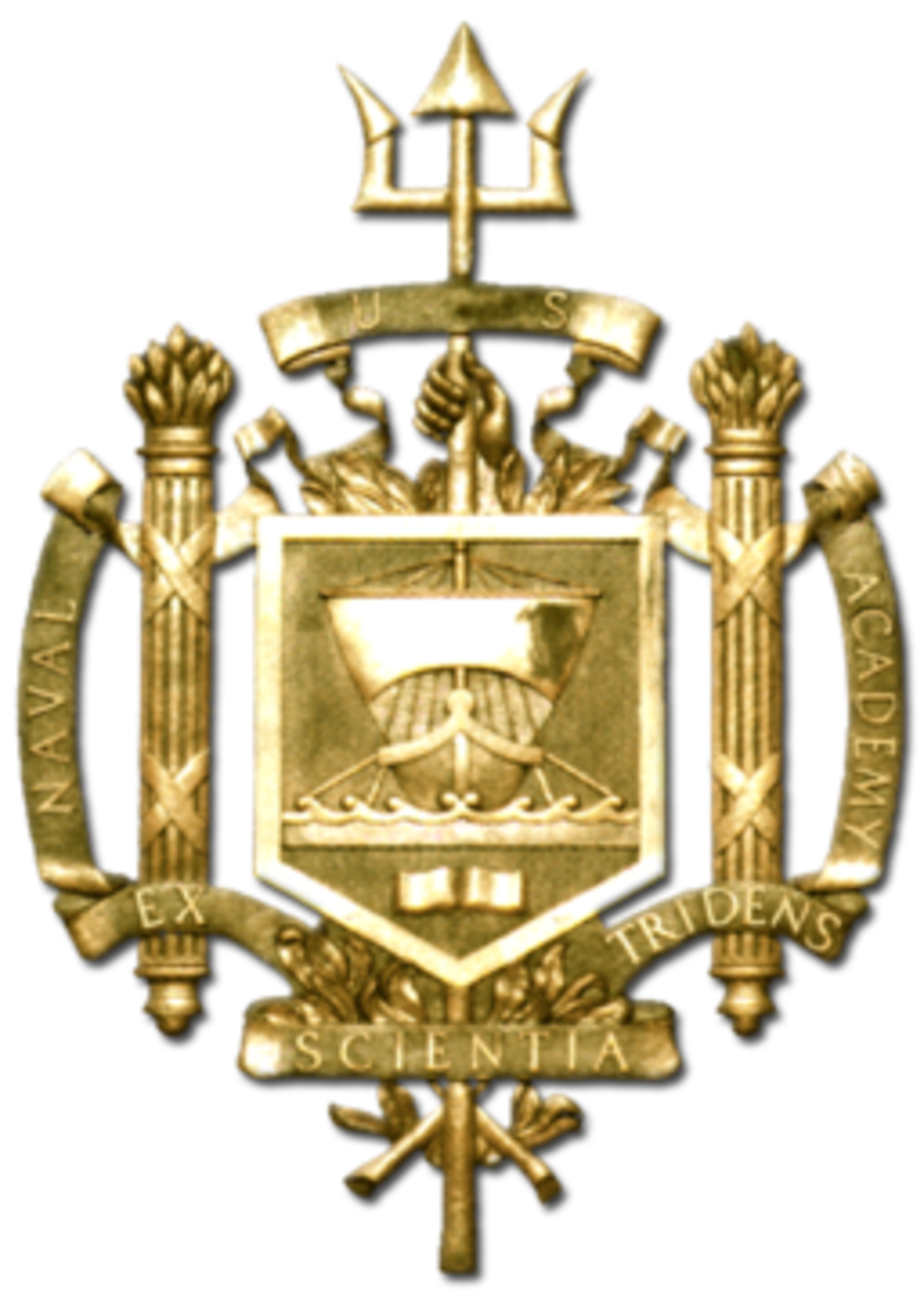 Seal of the United States Naval Academy