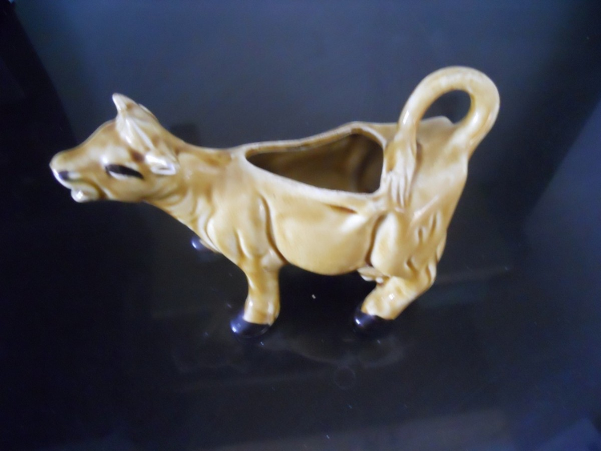 Cow Cream Pitcher