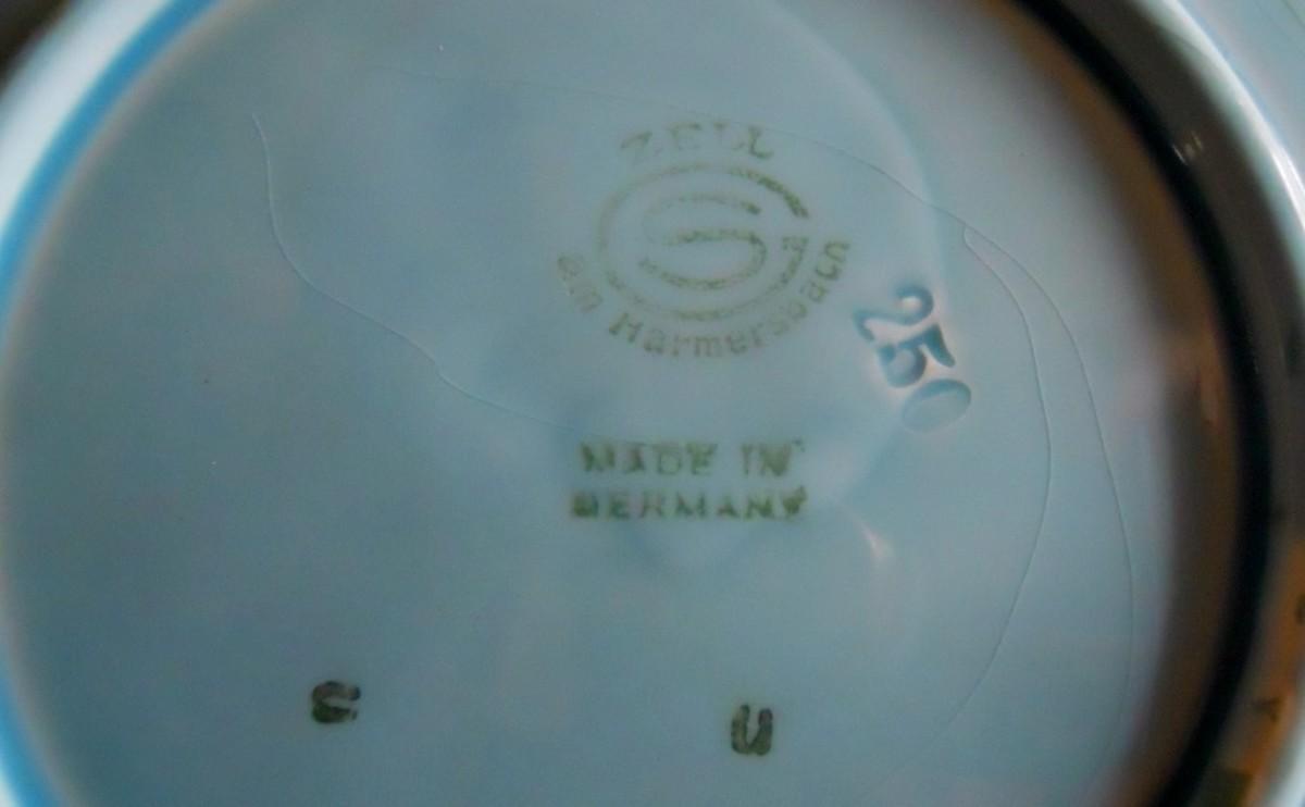 Georg Schmider Pottery Mark