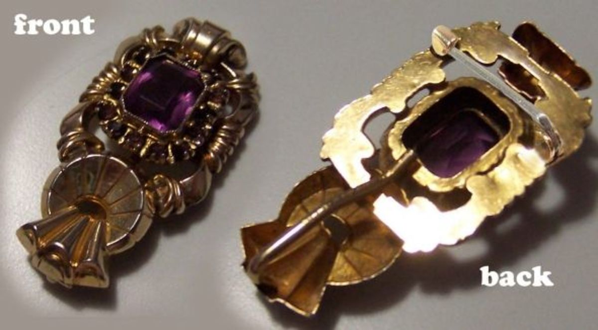 dating jewelry clasps