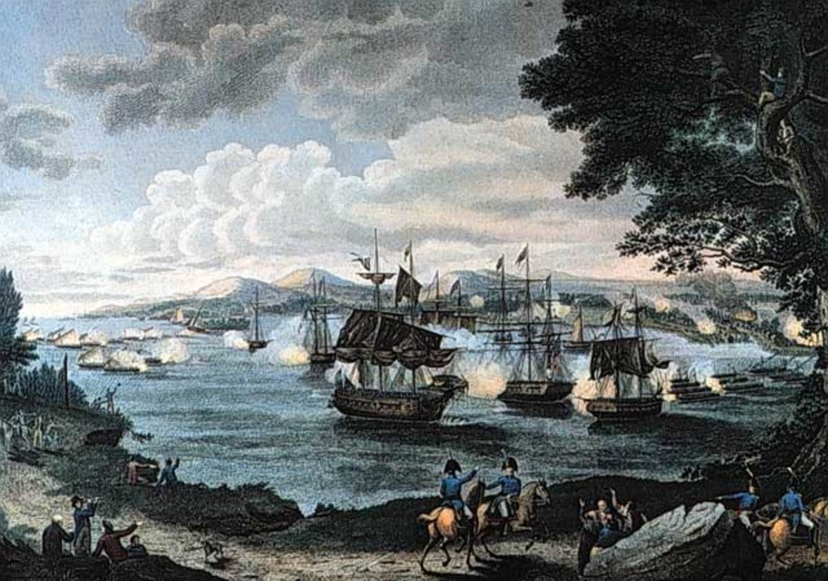 Naval Battle of Plattsburgh
