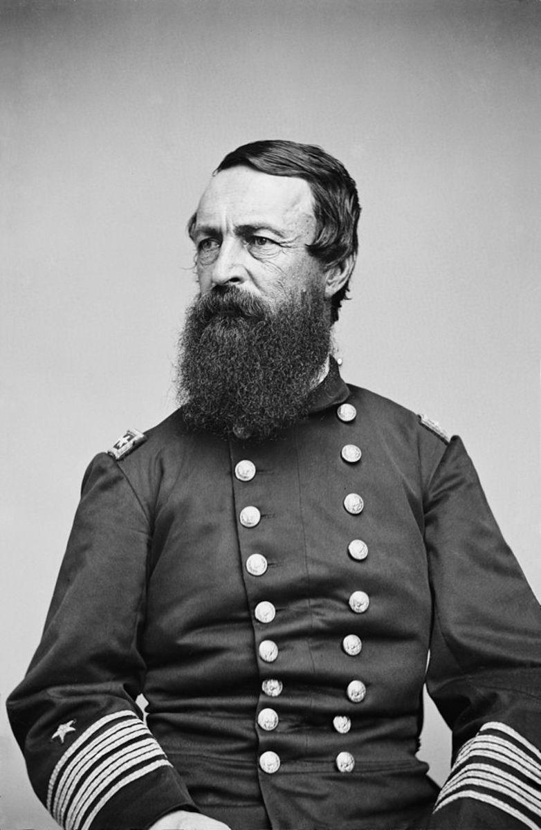 Rear Admiral David Dixon Porter