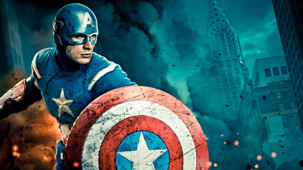 Captain America, Steve Rogers