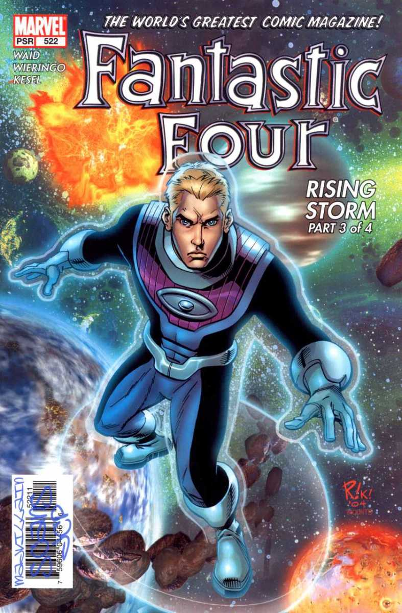 Fantastic Four: Rising Storm