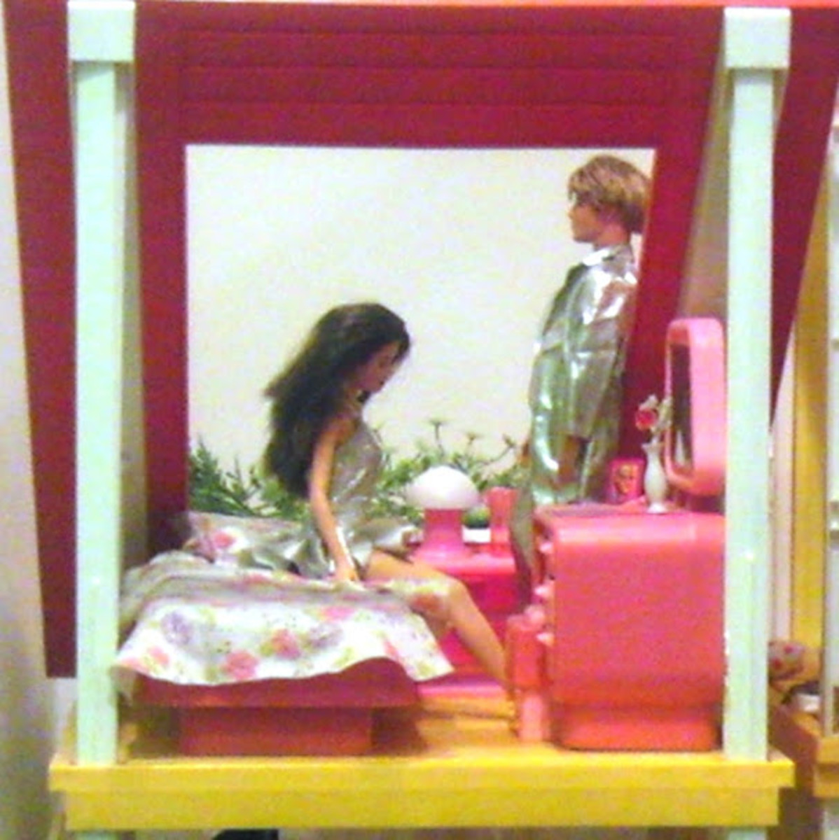 Dreams House Furniture: Barbie History: The Development Of The Barbie Dream House