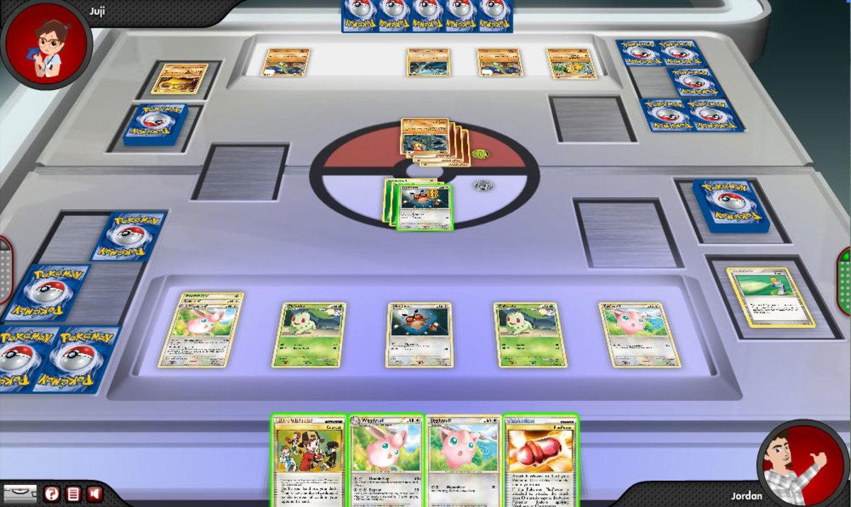 The Pokémon Playing Stadium