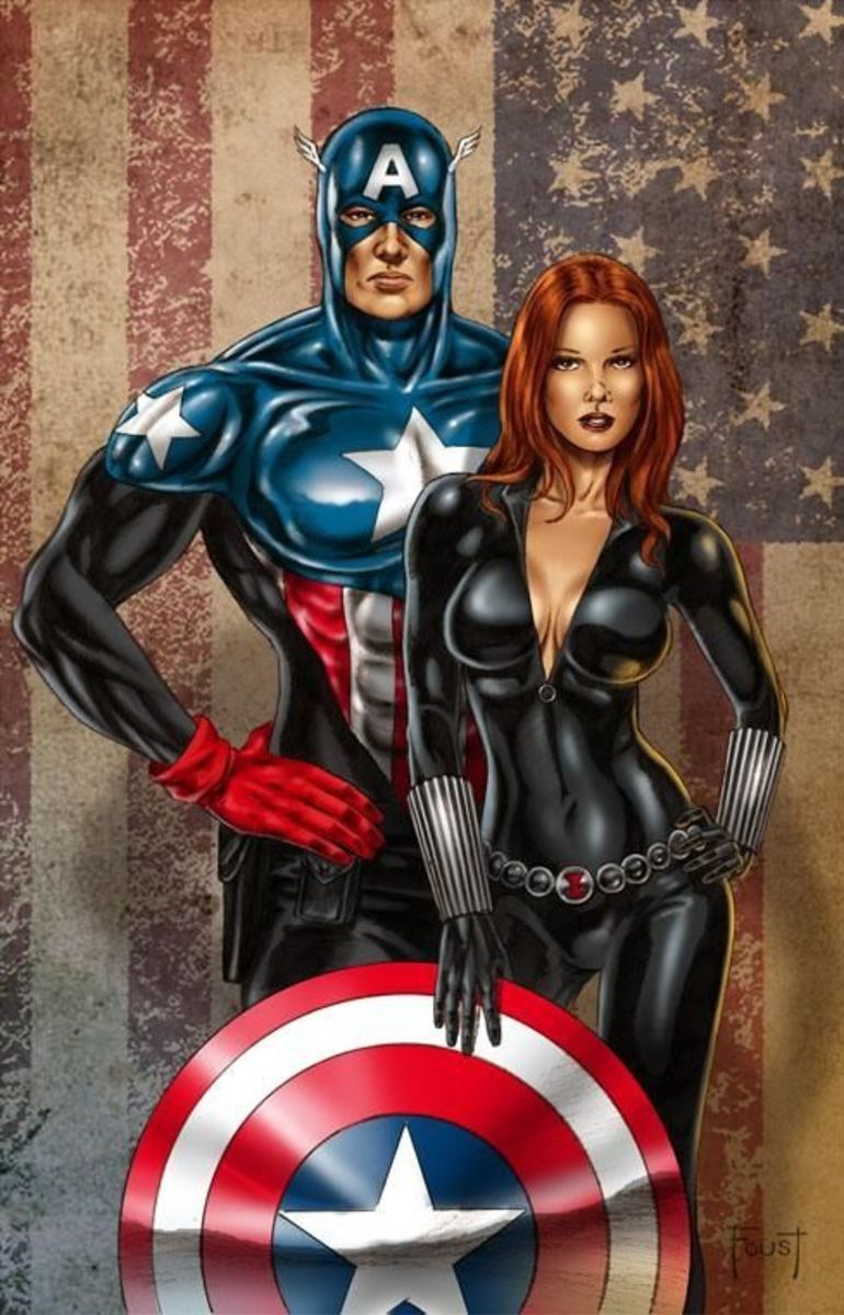 All Marvel Comics characters and the distinctive likeness(es) thereof are Trademarks & Copyright © 1941-2012 Marvel Characters, Inc. ALL RIGHTS RESERVED. Images are used under Fair Use (Comic Single Panels)