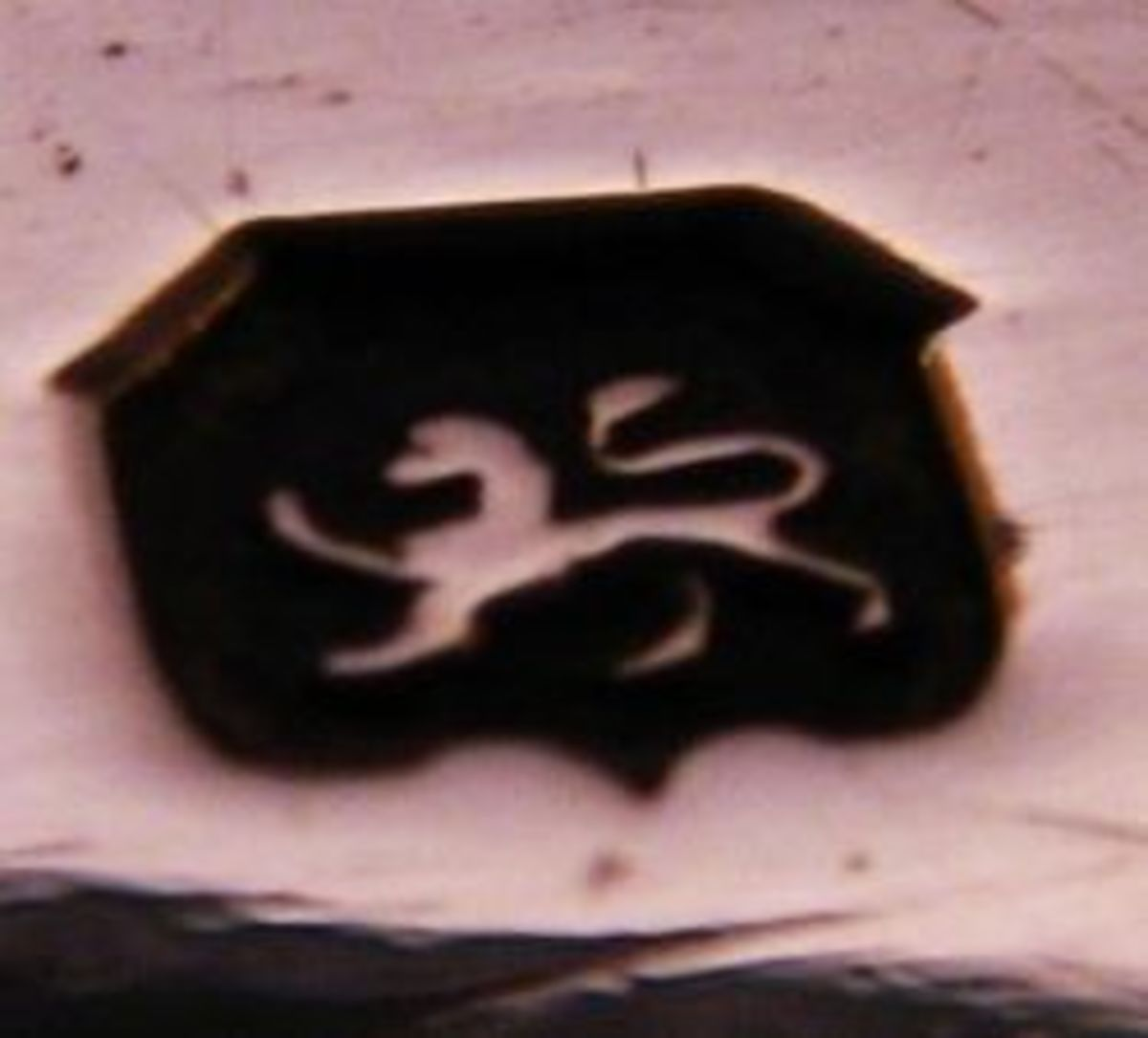 Identification hallmarks english silver English silver