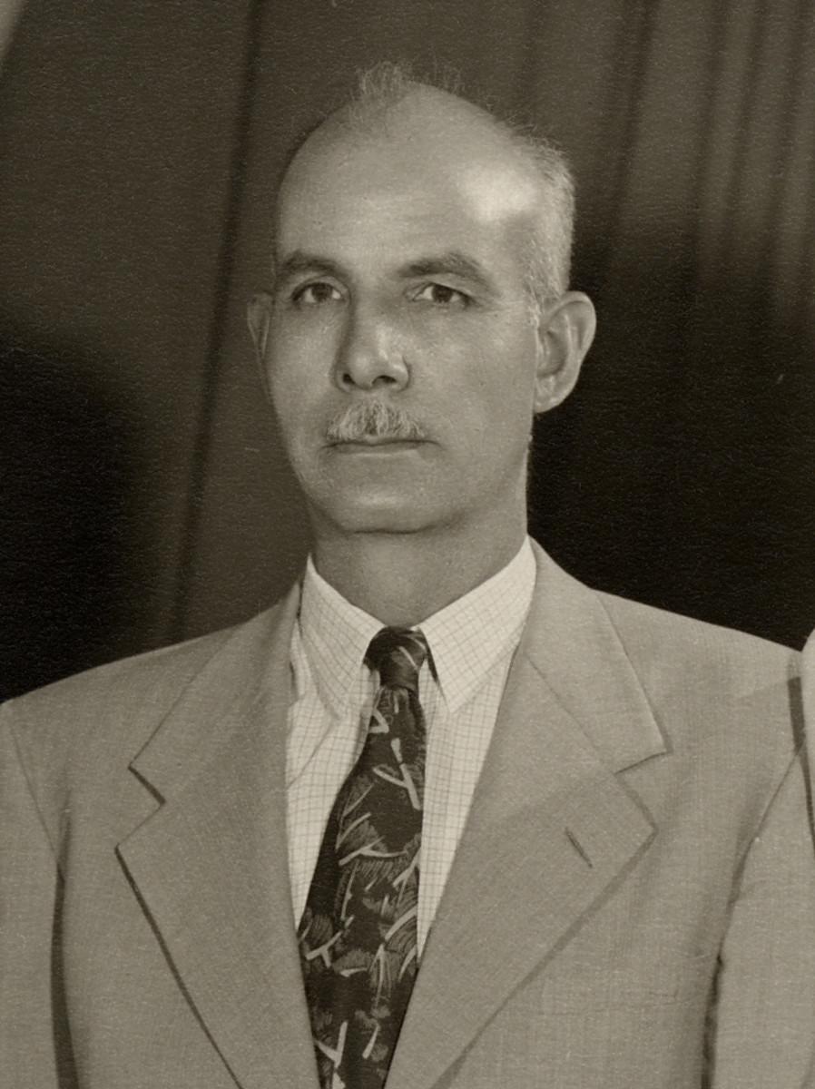 Ignacio, Mi Lito (My Grandfather)