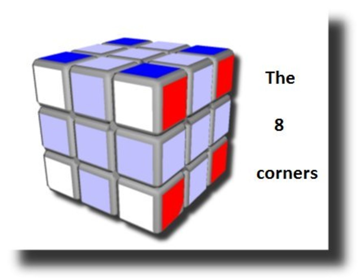 The 8 corners