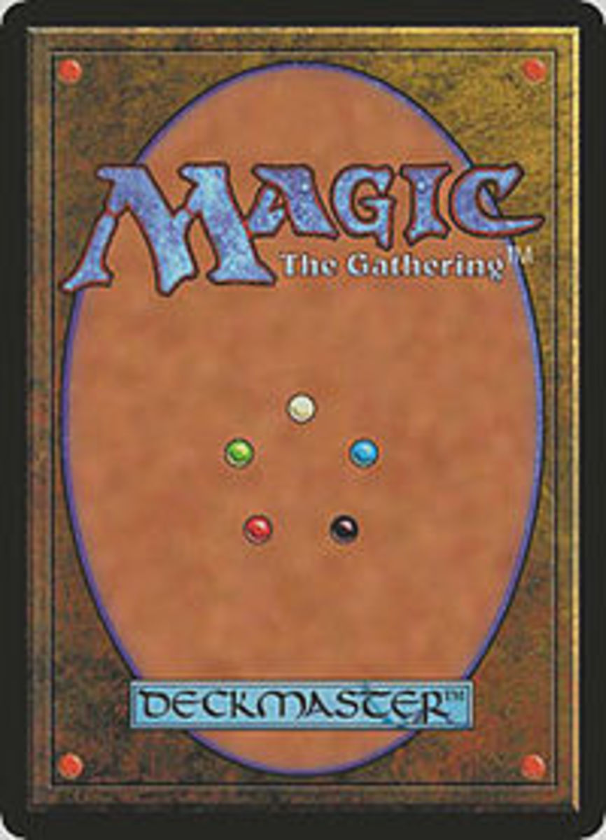 Magic the Gathering: For Dummies