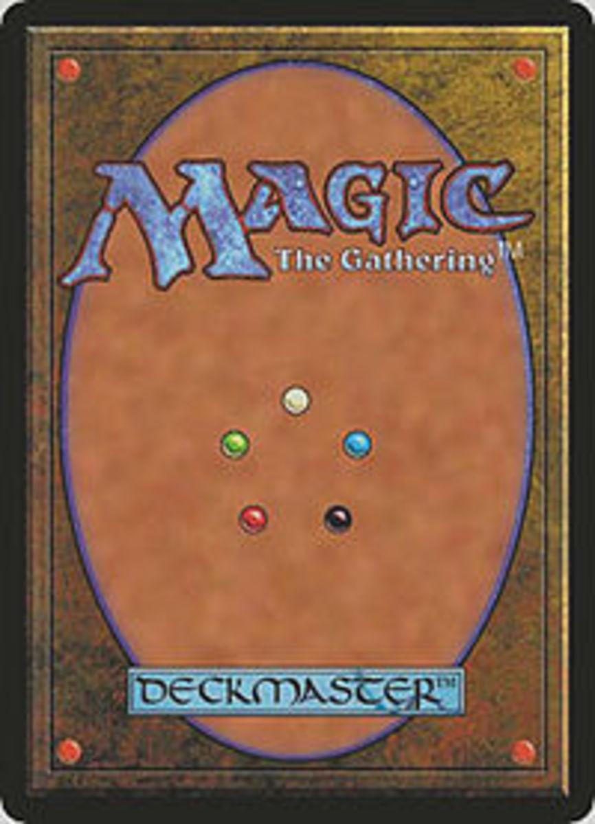 A basic MTG card.