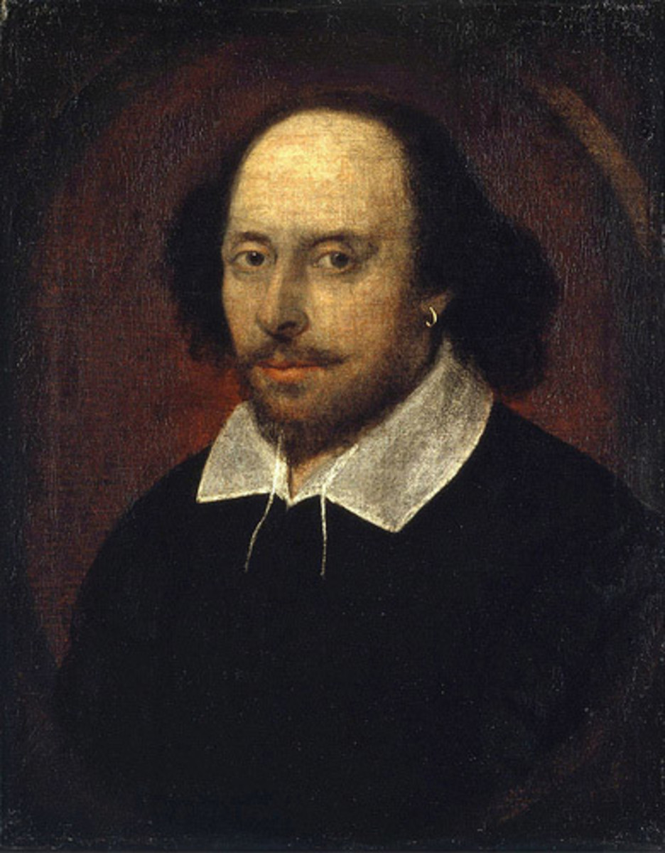 William Shakespeare encourages you to memorize his lines.