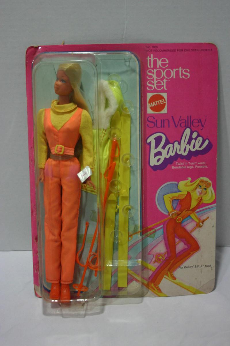 Sun Valley Barbie