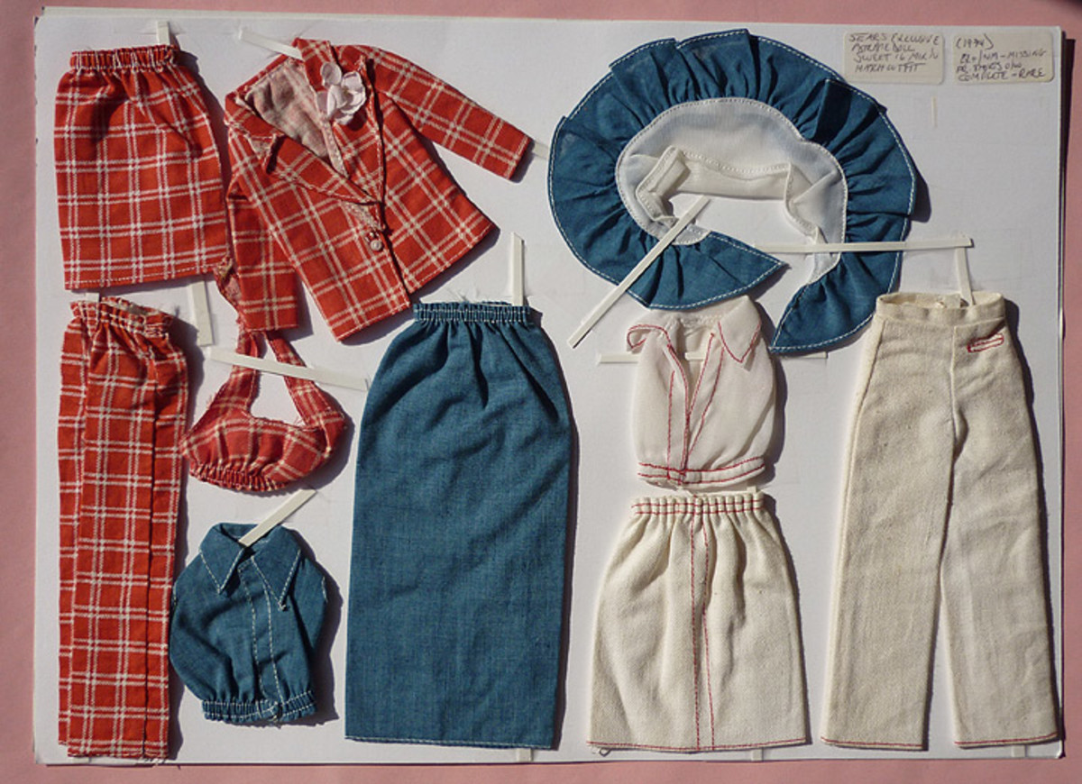 Sears Department Stores: Separates