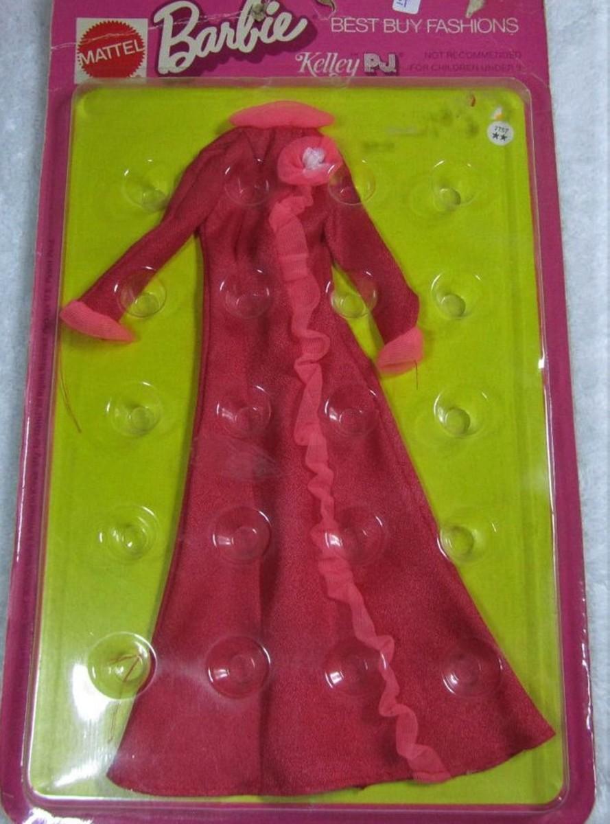 Barbie fashion #7757