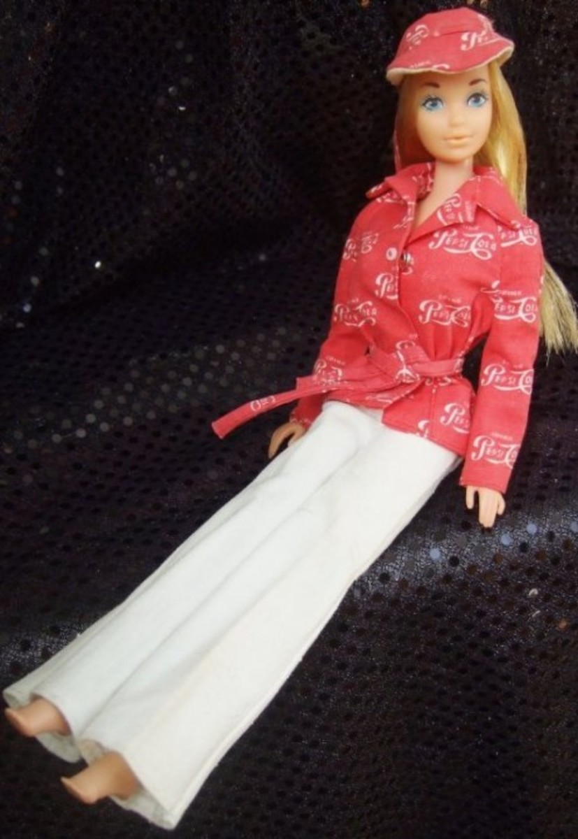Barbie fashion #7756