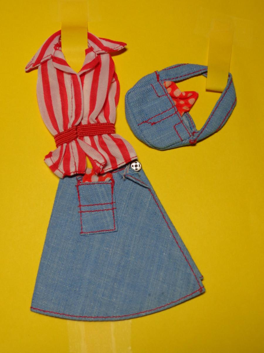 Barbie fashion #7823