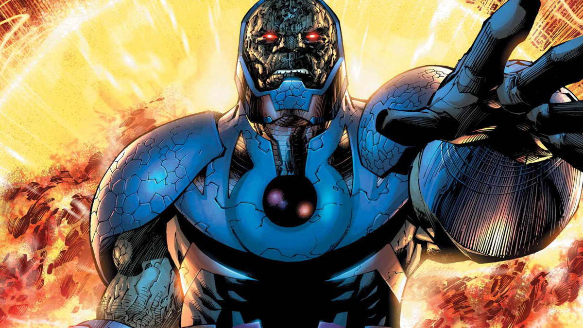 Darkseid - Seeking the Anti-life Equation