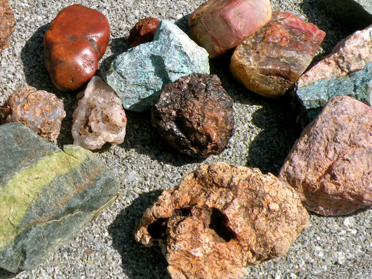 Rockhounding: Secrets of a Rock Collector | HobbyLark