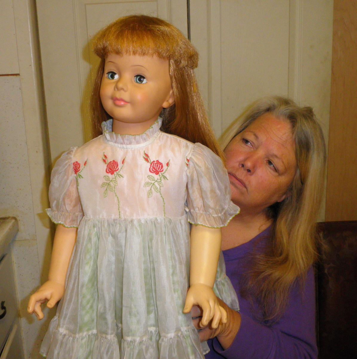Patti Playpal dolls are highly collectible. Introduced in the 1950s, these companion dolls were the favorites of many little girls.