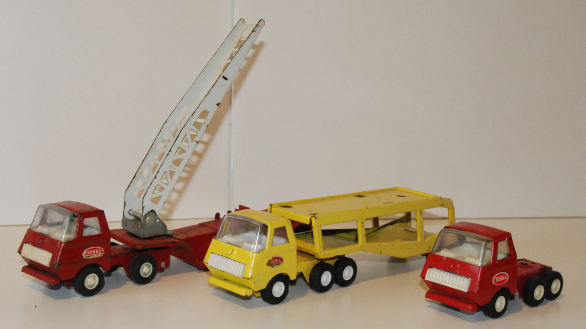 Etsy has a lot of options for vintage toy-lovers.