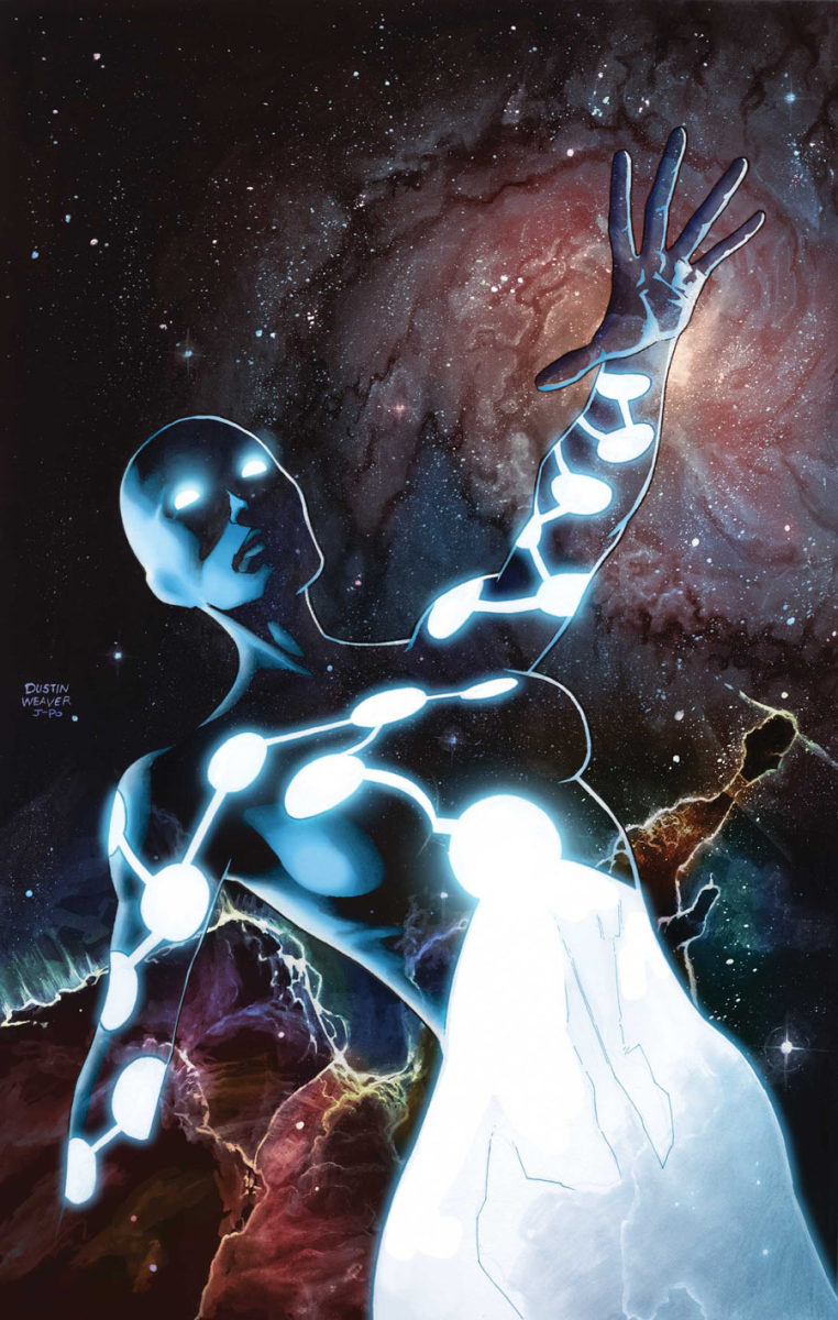 Captain Universe, A Hero without a Body