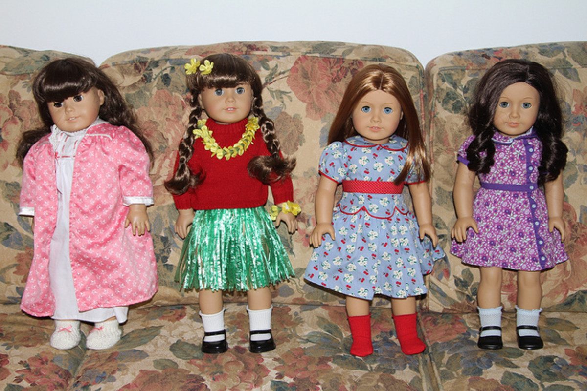 Keep all your American Girl dolls looking beautiful with these tips!