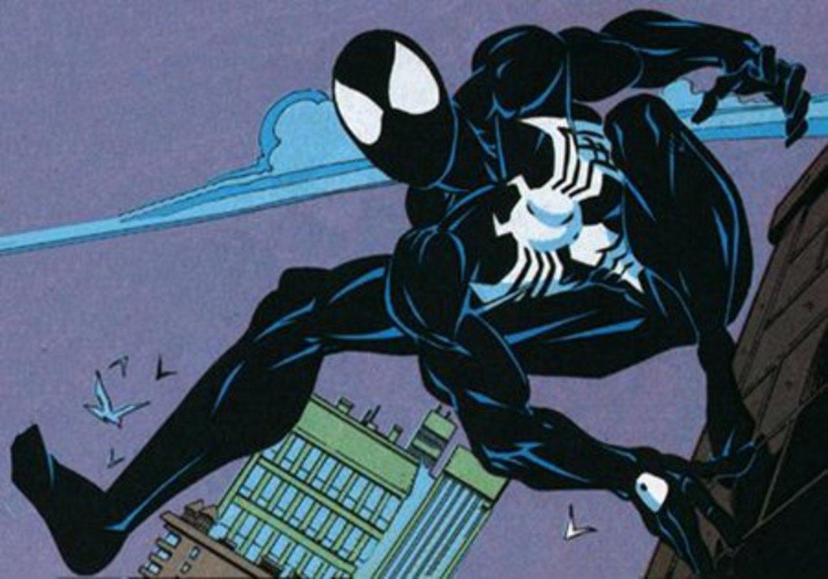 Spider-Man Black Costume / Alien Symbiote