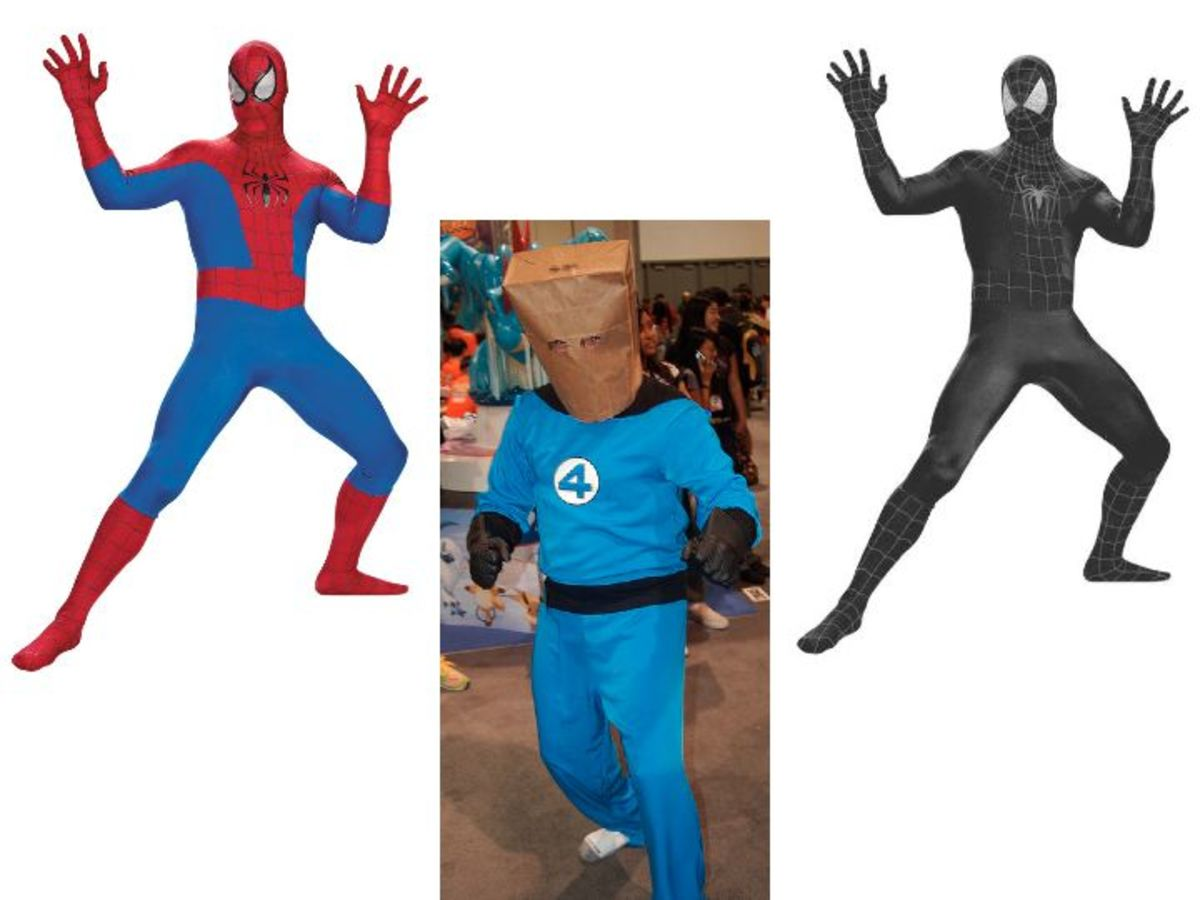 Spider-Man Cosplay Costumes