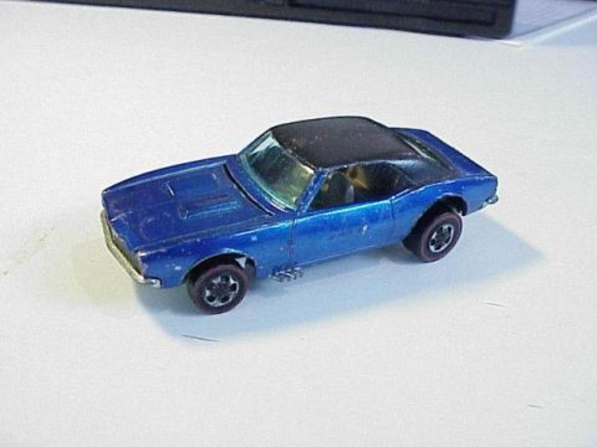 Mustang Dorado >> The Original 16 Hot Wheels Cars From 1968: The Redline Era | hubpages