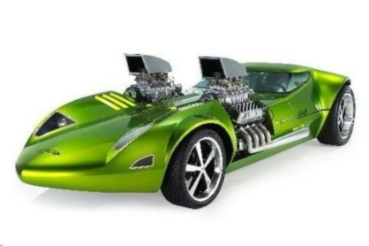This was one of my all-time favorite Hot Wheels cars!