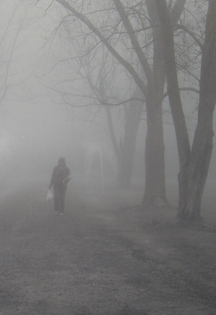 Without important details, your characters—and your reader—will be lost in a fog.